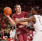 2011 East Kentucky vs Arkansas basketball