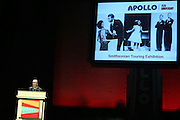 Kinshasha Holman Conwill at the Apollo Theater 75th Birthday Celebration Press Conference announcing its special anniversary programming across Harlem, New York, and the Nation.