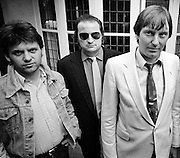 Dr Feelgood Group photosession 1980