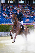 Guy Williams - Casper de Muze<br /> CHIO Aachen 2017<br /> © DigiShots