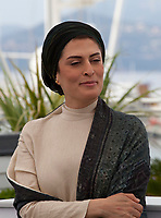 Actress Benhaz Jafari  at the Three Faces (3 Visages / Se Rokh) film photo call at the 71st Cannes Film Festival, Sunday 13th May 2018, Cannes, France. Photo credit: Doreen Kennedy