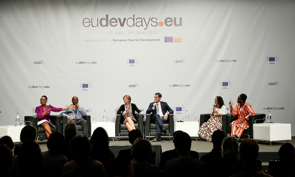 04 June 2015 - Belgium - Brussels - European Development Days - EDD - Education - Right to quality education © European Union