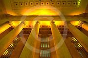 Columns, Interior, 30th St. Station, Philadelphia, PA