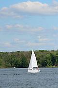 Alum Creek State Park in Delaware County, Ohio.