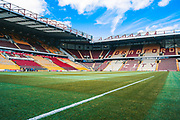 A general view of the Utilita Energy Stadium before the EFL Sky Bet League 2 match between Bradford City and Northampton Town at the Utilita Energy Stadium, Bradford, England on 7 September 2019.