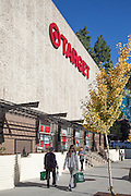 Target on Colorado Boulevard in Pasadena California