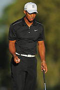 Tiger Woods during the first round of the Arnold Palmer Invitational at the Bay Hill Club and Lodge on March 22, 2012 in Orlando, Fla. ..©2012 Scott A. Miller.