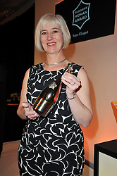 MICHELLE McDOWELL chair of civil and structural engineering at design agency BDP and winner of the 38th Veuve Clicquot Business Woman Award at the 38th Veuve Clicquot Business Woman Award held at Claridge's, Brook Street, London W1 on 28th March 2011.