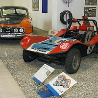 1973 Tatra Baghira with 1967 Tatra T 603 B5, Technical Museum Tatra Czech Republic, 2009