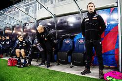 March 18, 2018 - Oslo, NORWAY - 180318 Ronny Deila, head coach of VÃ¥lerenga, ahead of the Eliteserien match between VÃ¥lerenga and Odd on March 18, 2018 in Oslo..Photo: Jon Olav Nesvold / BILDBYRÃ…N / kod JE / 160218 (Credit Image: © Jon Olav Nesvold/Bildbyran via ZUMA Press)