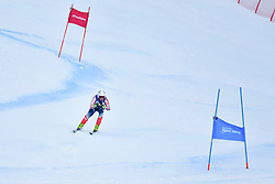 Super Combined and Super G, WALSH Thomas C, LW4, USA at the WPAS_2019 Alpine Skiing World Championships, Kranjska Gora, Slovenia