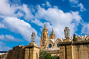 Parish Church of Our Lady of Mount Carmel, Saint Julians, Malta.