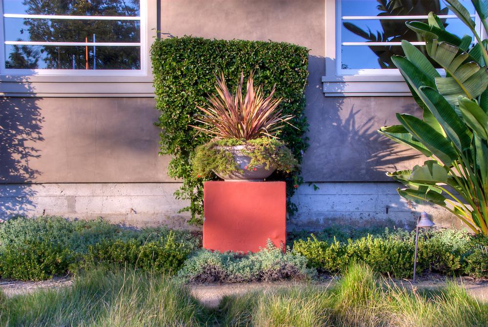 Landscape design photographed for Robert Mowat and Associates