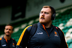 Conor Carey of Worcester Warriors arrives at Northampton Saints - Mandatory by-line: Robbie Stephenson/JMP - 26/10/2019 - RUGBY - Franklin's Gardens - Northampton, England - Northampton Saints v Worcester Warriors - Gallagher Premiership Rugby