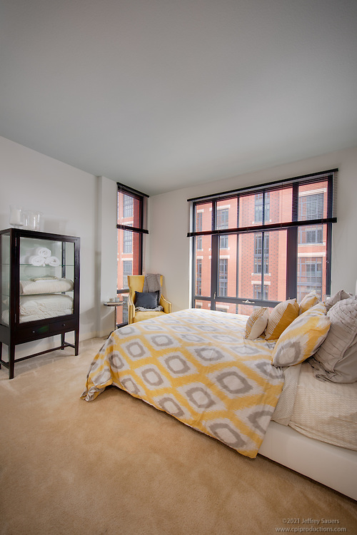 Interior image of Senate Square Apartments in Washington DC by Jeffrey Sauers of Commercial Photographics, Architectural Photo Artistry in Washington DC, Virginia to Florida and PA to New England
