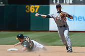 20140529 - Detroit Tigers @ Oakland Athletics