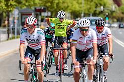 25.04.2018, Innsbruck, AUT, ÖRV Trainingslager, UCI Straßenrad WM 2018, im Bild Michael Gogl (AUT) // during a Testdrive for the UCI Road World Championships in INNSBRUCK, Austria on 2018/04/25. EXPA Pictures © 2018, PhotoCredit: EXPA/ JFK