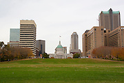 St. Louis Missouri MO USA, The old courthouse October 2006