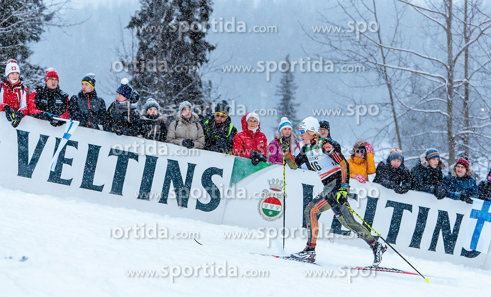 26.11.2016, Nordic Arena, Ruka, FIN, FIS Weltcup Langlauf, Nordic Opening, Kuusamo, Damen, im Bild Sandra Ringwald (GER) // Sandra Ringwald of Germany during the Ladies FIS Cross Country World Cup of the Nordic Opening at the Nordic Arena in Ruka, Finland on 2016/11/26. EXPA Pictures © 2016, PhotoCredit: EXPA/ JFK