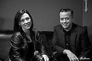 Amanda Shires and husband Jason Isbell