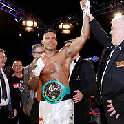 WBC International Silver Inter-Continental cruiserweight : Ryad Merhy - Sylvera Louis (19/12/2015)