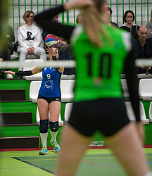 31-03-2019 NED: Final A Volleybaldirect Open, Koog aan de Zaan<br /> 16 teams of girls and boys D competed for the Dutch Open Championship / Voltena