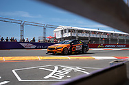 Jack Le Brocq in the Tekno Autosports Holden Commodore during Friday practice at The 2018 Vodafone Supercar Gold Coast 600 in Queensland.