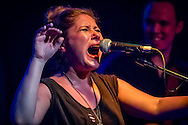 Anna Rose performs at Sullivan Hall.