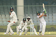 Cricket - India v South Africa 4th Test at Delhi Day 5