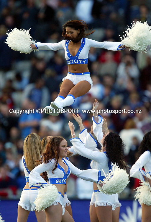 4 APRIL 2004, Eden Park, Auckland, New Zealand, Super 12 Rugby Union, Auckland Blues v NSW Warratahs.<br />