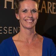 NLD/Amsterdam/20140311 - Modeshow Addy van den Krommenacker 2014, Anky van Grunsven