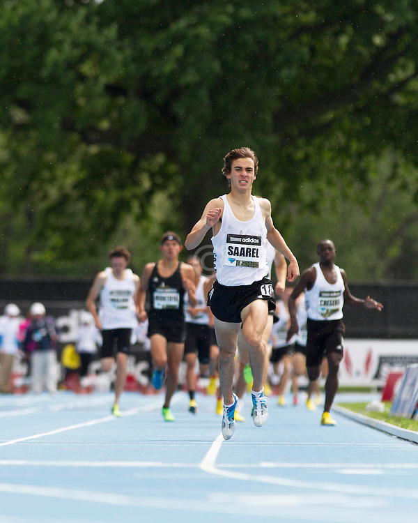 adidas Grand Prix track & field meet:  boys Dream Mile