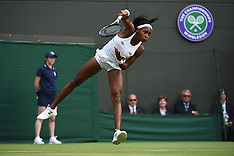 Wimbledon Day 1 - 1 July 2019