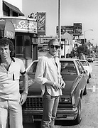 Songwriters and producers Chinn and Chapman 1979