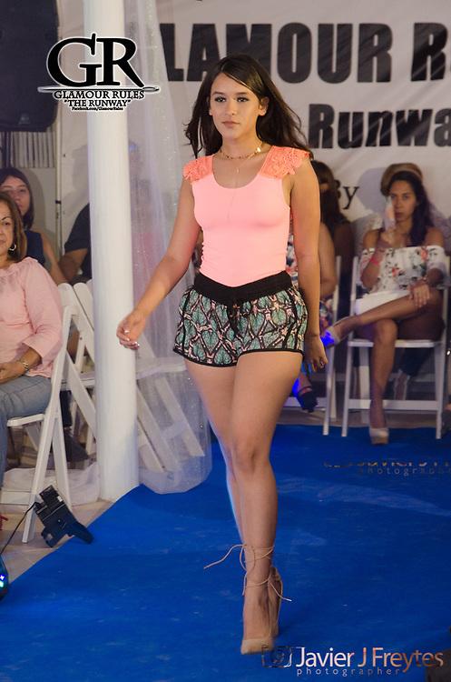20170730- San Juan, Puerto Rico- Desfile de Moda: Glamour Rules - The Runway en el hotel Hosteria Del Mar en Ocean Park, San Juan, Puerto Rico. Coleccion de You Boutique.