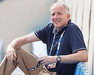ATP Supervisor HANS-JUERGEN OCHS (GER)<br /> <br />  - HANS-JUERGEN OCHS  -  -   - Dubai -  - United Arab Emirates  - 27 February 2018. <br /> &copy; Juergen Hasenkopf