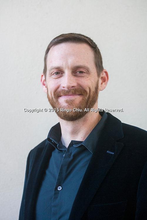 Grant Hosford of Codespark.org.(Photo by Ringo Chiu/PHOTOFORMULA.com)