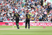 \ during the Vitality T20 Finals Day semi final 2018 match between Sussex Sharks and Somerset at Edgbaston, Birmingham, United Kingdom on 15 September 2018.