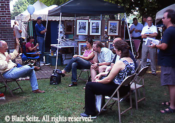 York Co., PA, York City Arts Festival Poetry Readings