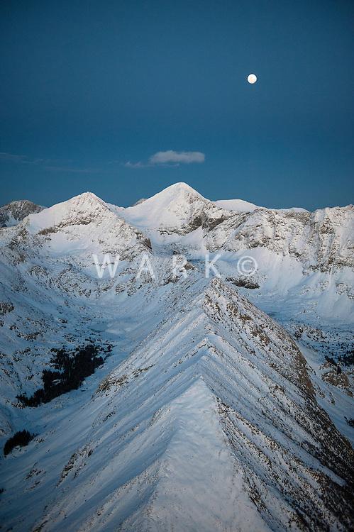 near Mt. Blanca