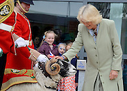 Camilla Meets Ram At Defence Medical Dedication