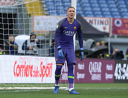 January 19, 2019 - Rome, Italy - Robin Olsen during the Italian Serie A football match between A.S. Roma and F.C. Torino at the Olympic Stadium in Rome, on january 19, 2019. (Credit Image: © Silvia Lore/NurPhoto via ZUMA Press)
