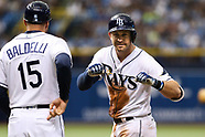 Tampa Bay Rays vs New York Yankees - 20 May 2017