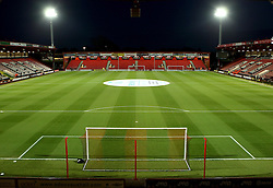 The Godsends Stadium (Dean Court) - Photo mandatory by-line: Robbie Stephenson/JMP - Mobile: 07966 386802 - 03/03/2015 - SPORT - football - Bournemouth - Dean Court - Bournemouth v Wolverhampton Wanderers - Sky Bet Championship