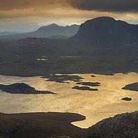 Loch Sionascaig, Wester Ross