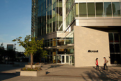 North America, United States, Washington, Bellevue, Microsoft