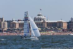 2013 Nacra 17 World Championship