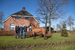 Sitse Van der Meer, NED<br /> Stal Van der Meer -  Surhuisterveen 2019<br /> © Hippo Foto - Dirk Caremans<br /> 15/02/2019