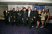 Jools Holland and his Big Band Orchestra, the 2011 MITs Award. Held at the Grosvenor Hotel London in aid of Nordoff Robbins and the BRIT School. Monday, Nov.7, 2011
