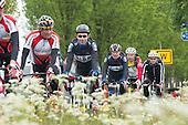 Elfstedentocht op de fiets 2015 (Dronrijp)